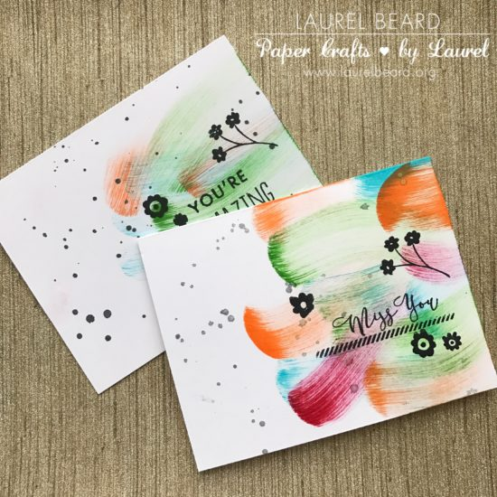 Foundations Box Laurel Beard Ink Swiping For Everything Amazing Floral